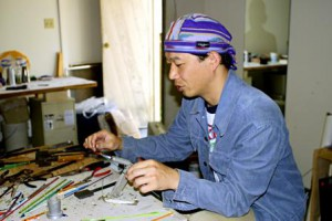 Koji Yamami Lampworking for kaleidoscopes