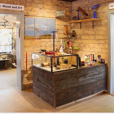 Stowe Craft Kaleido Corner